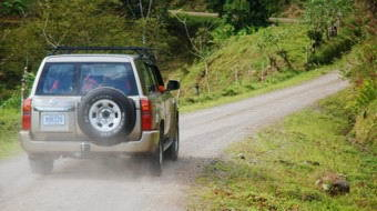 Only the busiest roads in Costa Rica approach the quality of most American roads. Using 4WD vehicles allows you to see the rest of the country, where the road quality can be dusty and difficult.