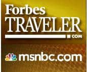 Serendipity selected by FORBES Magazine, Travel & Leisure online magazine, and MS-NBC as top 10 ballooning in the world.